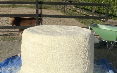 Hot Tub isoleren met BASF LWP Ecofoam